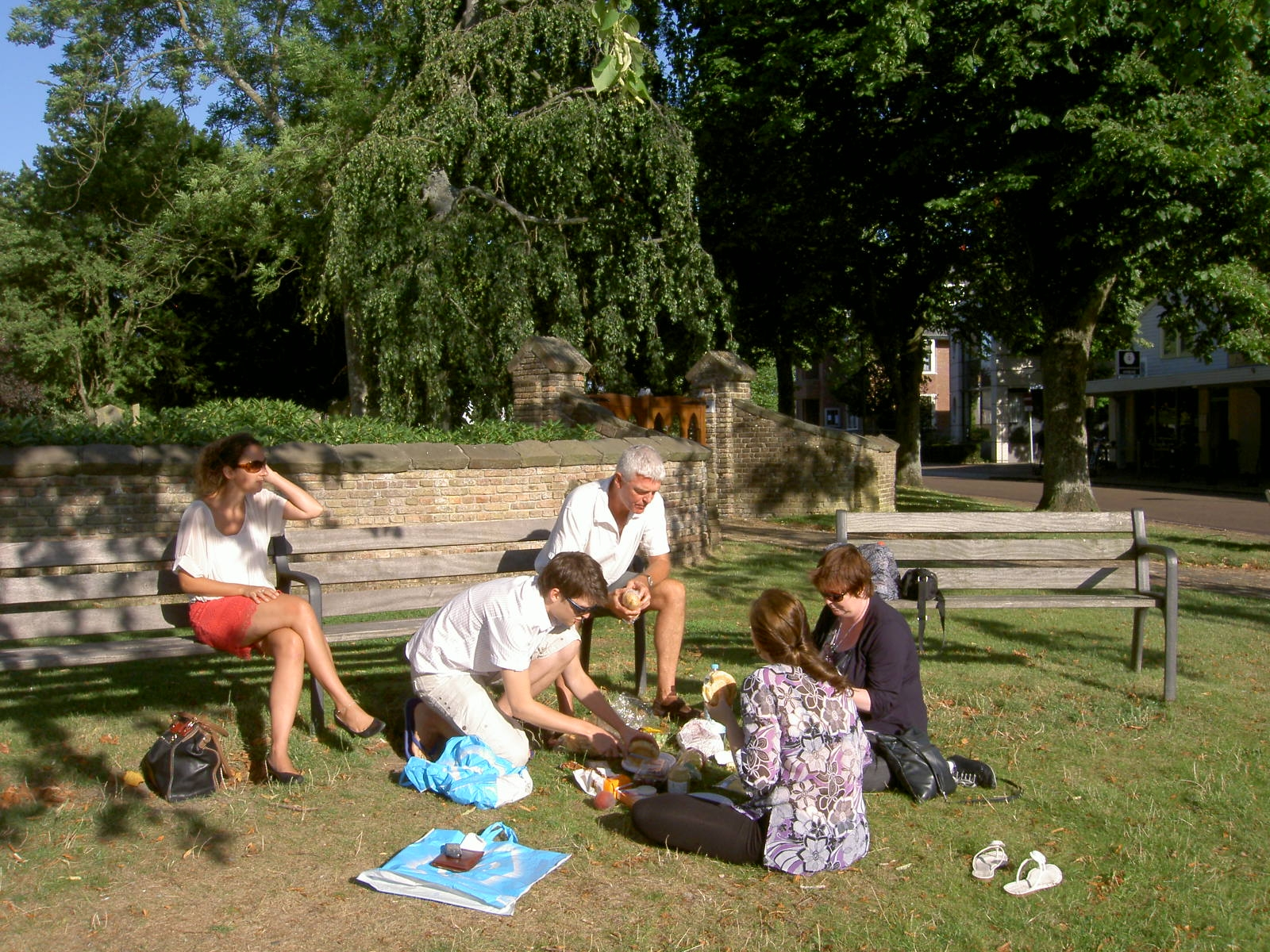 picnic in heiloo, 03-08-13