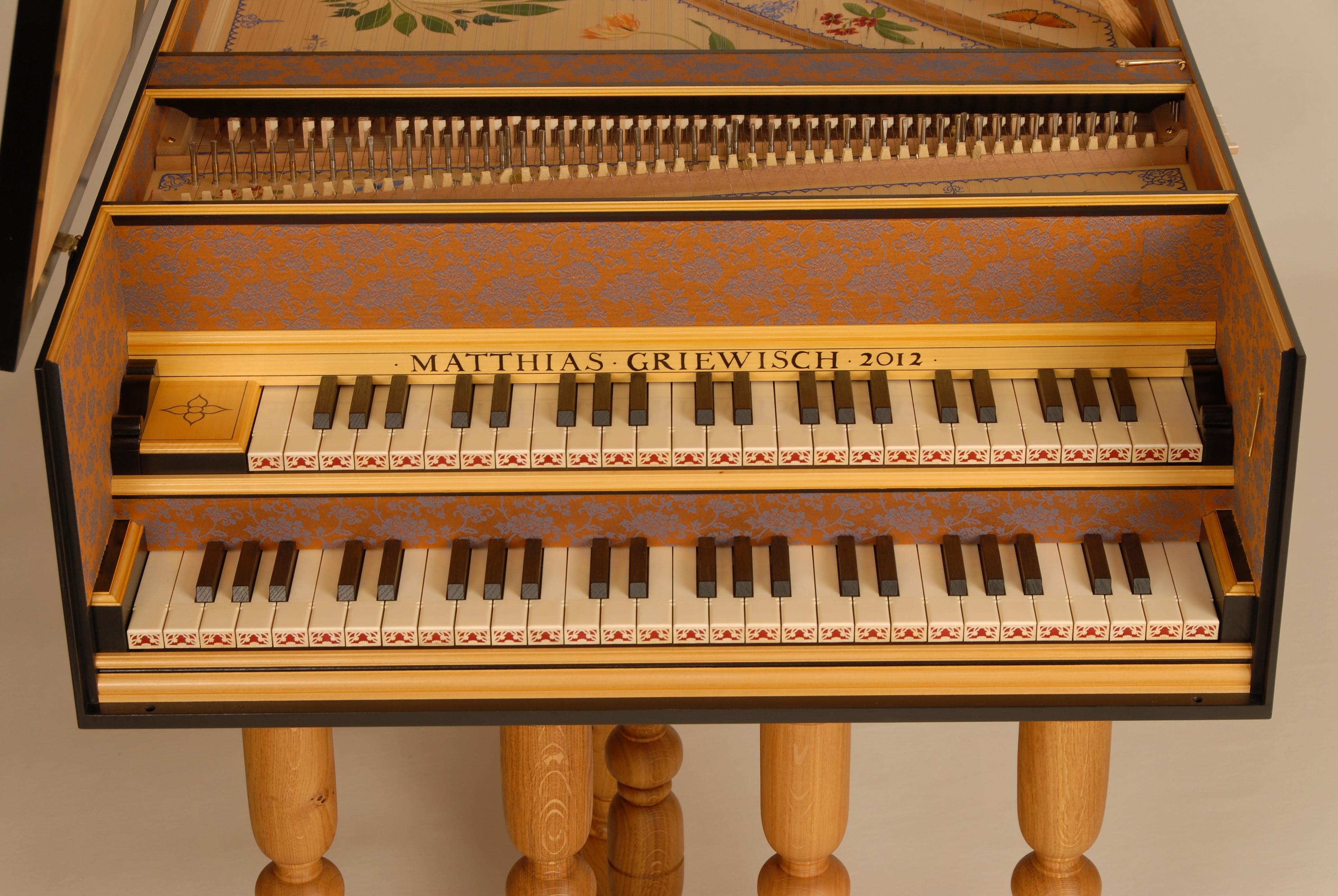 ruckers bovenaanzicht klavieren