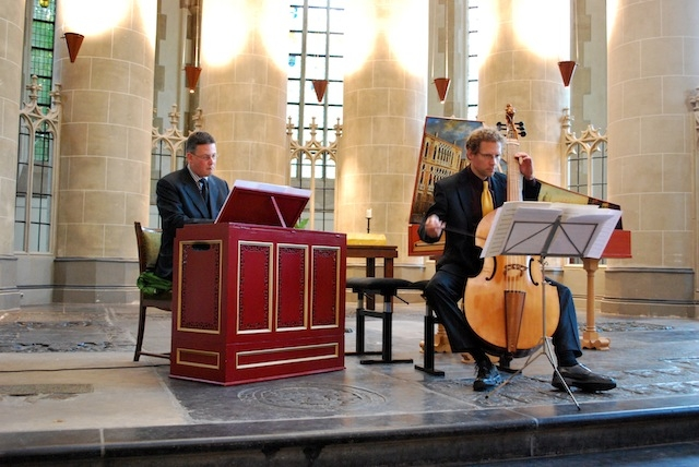 concert Christian Staude & Johan Hofmann